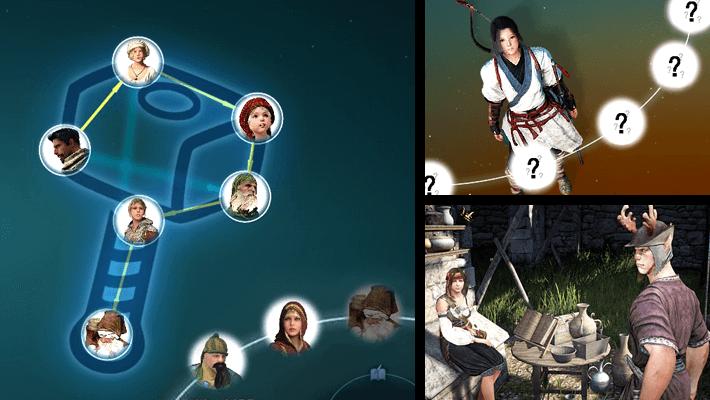 เกม MMORPG ระดับโลกที่เก็บทุกรายละเอียด เพื่อสร้างโลกเสมือนจริงที่ไร้รอยต่อ<br/>ตั้งแต่การจัดแสงเงา, ทิวทัศน์ธรรมชาติ ไปจนถึงท่าทางของตัวละครและ NPC