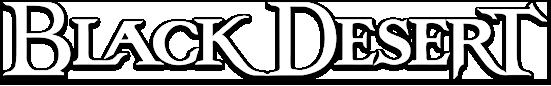 Black Desert Logo