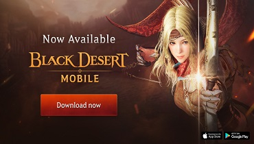 Black Desert Mobile Now Available Globally on iOS and Android