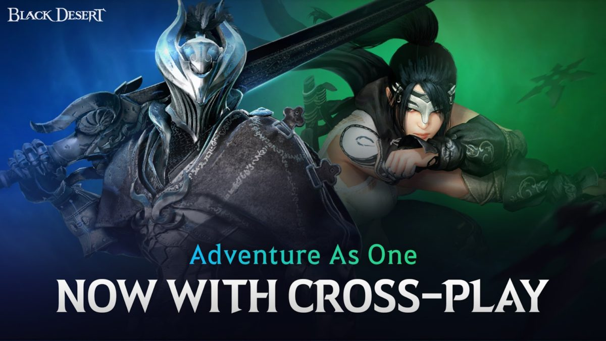 Black Desert Cross-Play is Live on PlayStation 4 and Xbox One With Limited-Time Deals and Events!