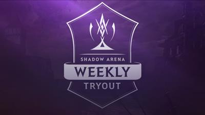 Regional Cup – Weekly Tryout (Asia)